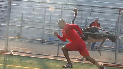 【極限挑戰】橄欖球手和鴕鳥賽跑