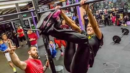 CrossFit核心力量与调节训练是什么