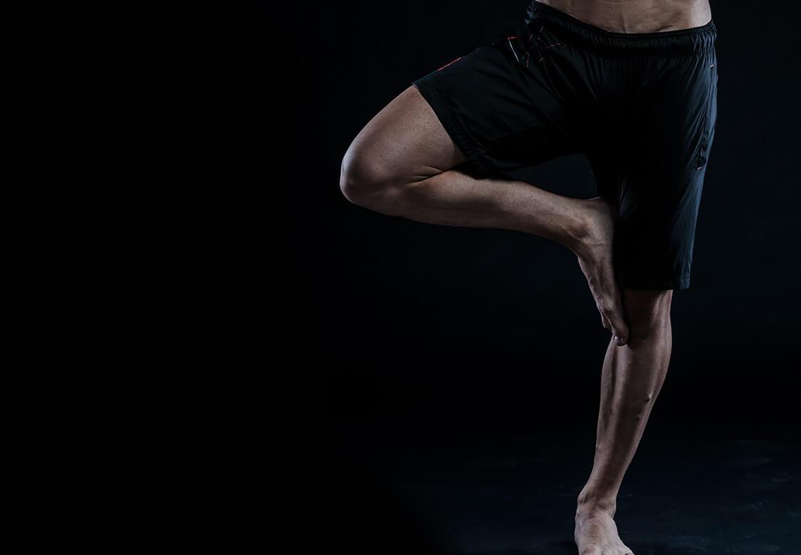 小腿線條打造 - 零基礎