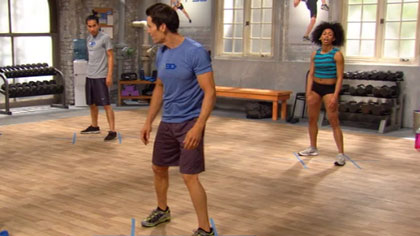 P90_2014全套视频课程06:燃脂锻炼-中级