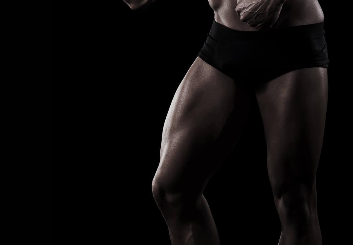 大腿塑形 - 零基礎