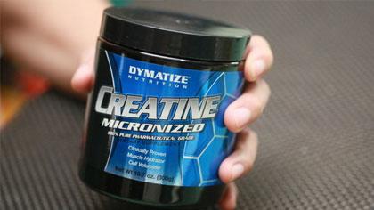 加速肌肉生長 肌酸的吃法和注意點