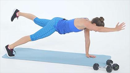 【家庭健身】10个瘦身又能长力量的训练动作