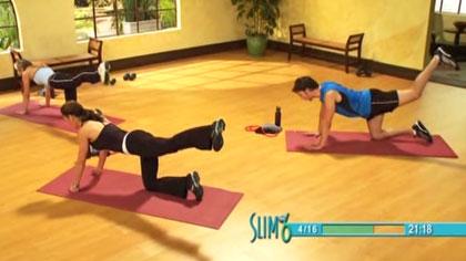 New Slim in 6视频课程02:加强锻炼(Ramp It Up)