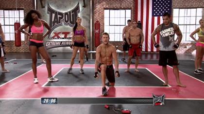 TapouT XT2课程视频 06:减脂锻炼