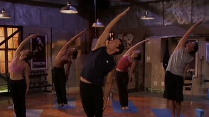 P90X全套中文视频04:瑜伽锻炼