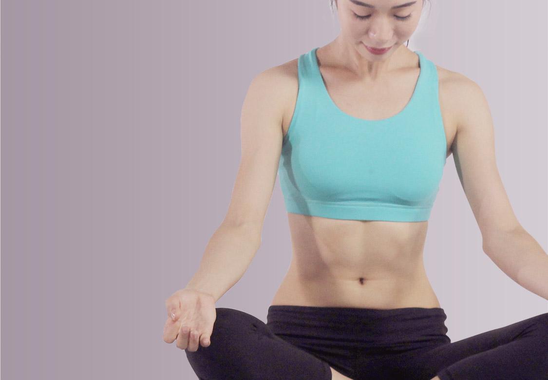 功能瑜伽-舒緩肩頸