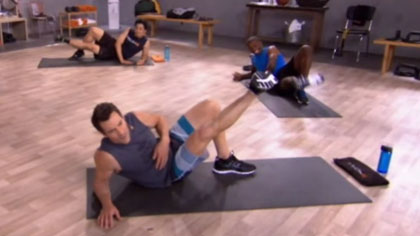 P90X3全套视频课程:动态锻炼