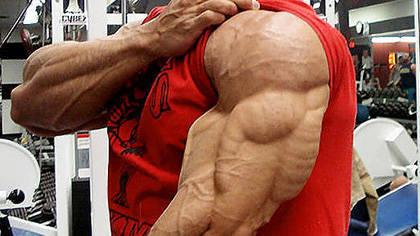 最科学的肱三头肌训练手册,麒麟臂就靠它