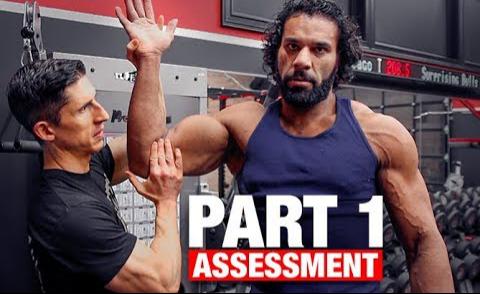 WWE巨星金马豪拜见顶级教练Jeff寻求帮助