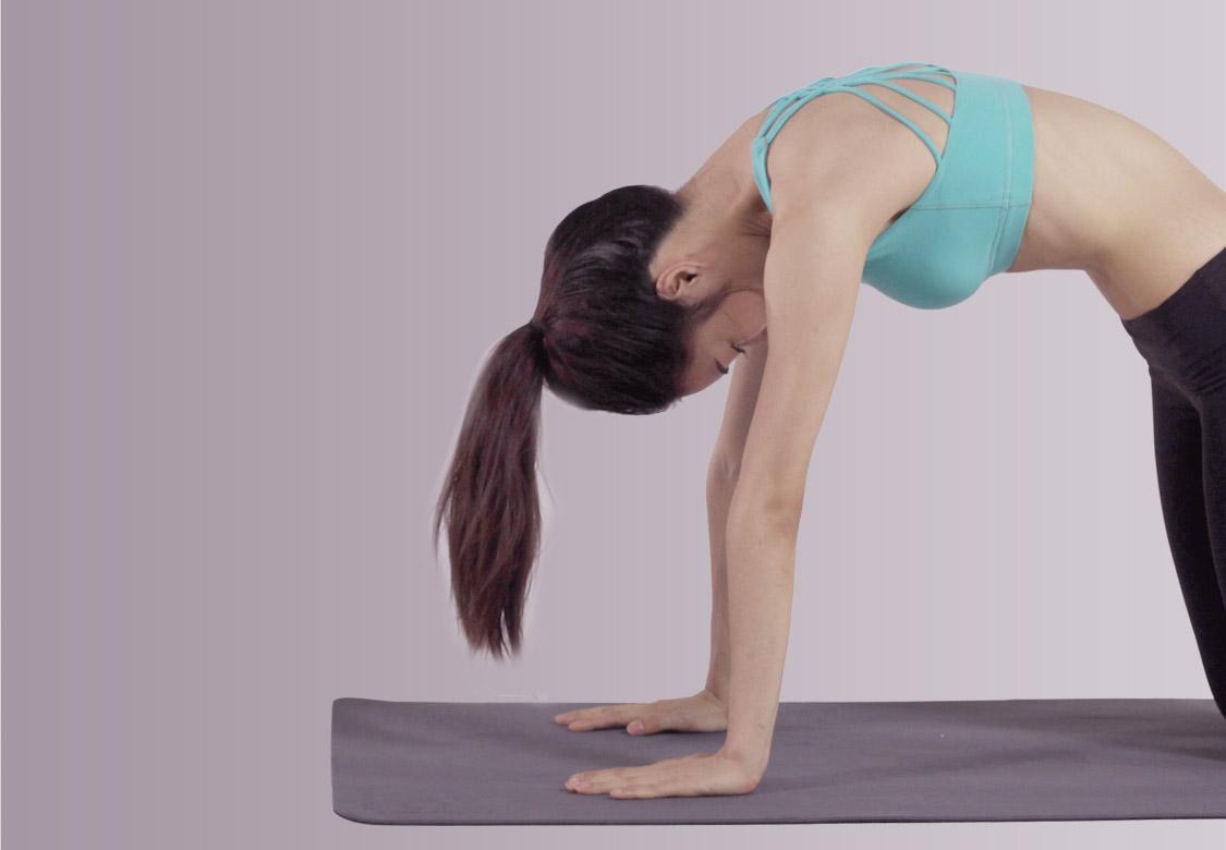 功能瑜伽-緩解背痛