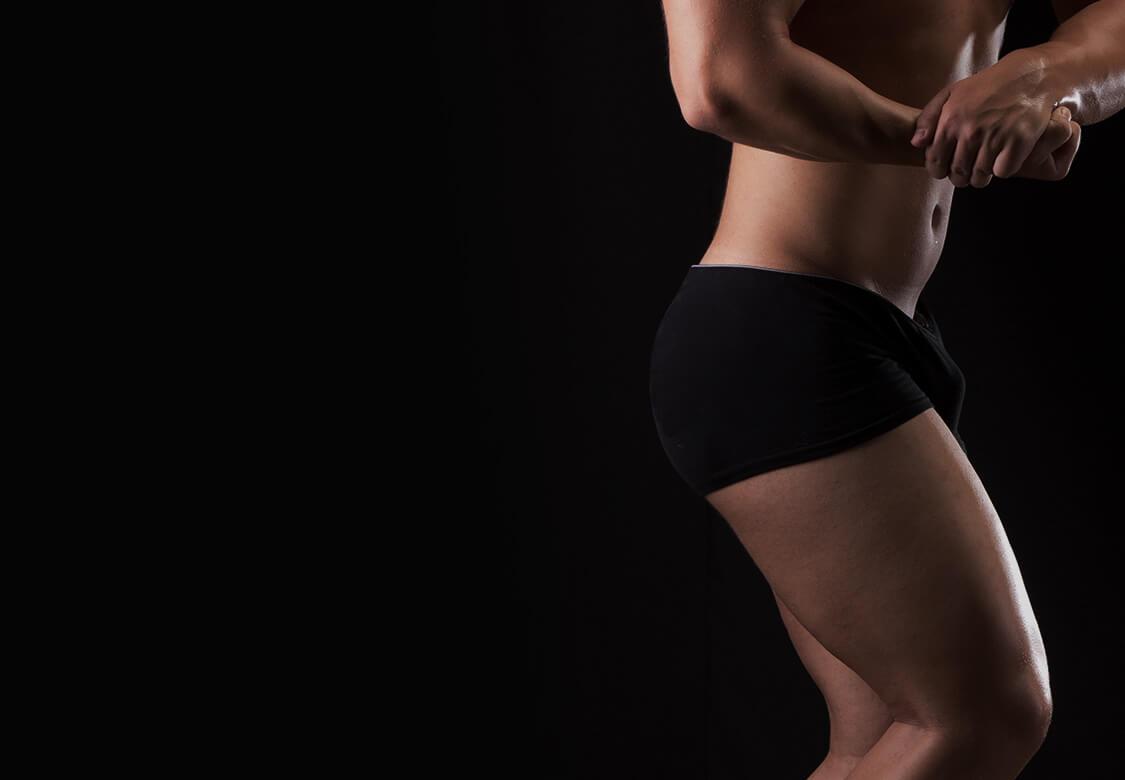 臀線塑造-零基礎