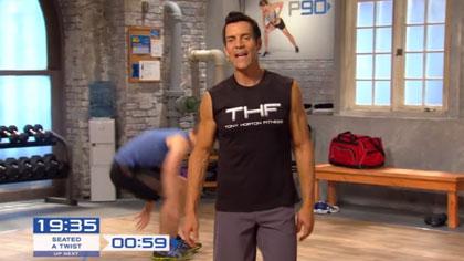 P90_2014全套视频课程09:周六特别锻炼