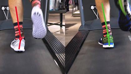 """热爱跑步要当心:1步教你检测""""过度内旋"""",3个动作矫正"""