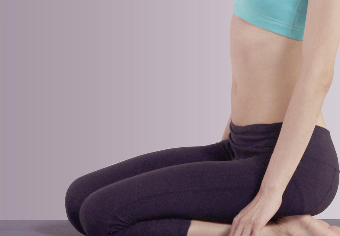 纖體瑜伽-緊致大腿
