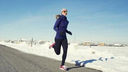 冬天跑步的5个技巧 最好的方法居然是它