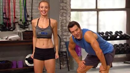 P90_2014全套视频课程02:塑型锻炼-初级