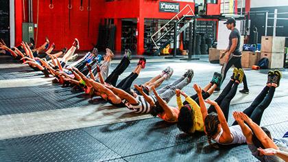 Crossfit新手两周计划 注重练习质量