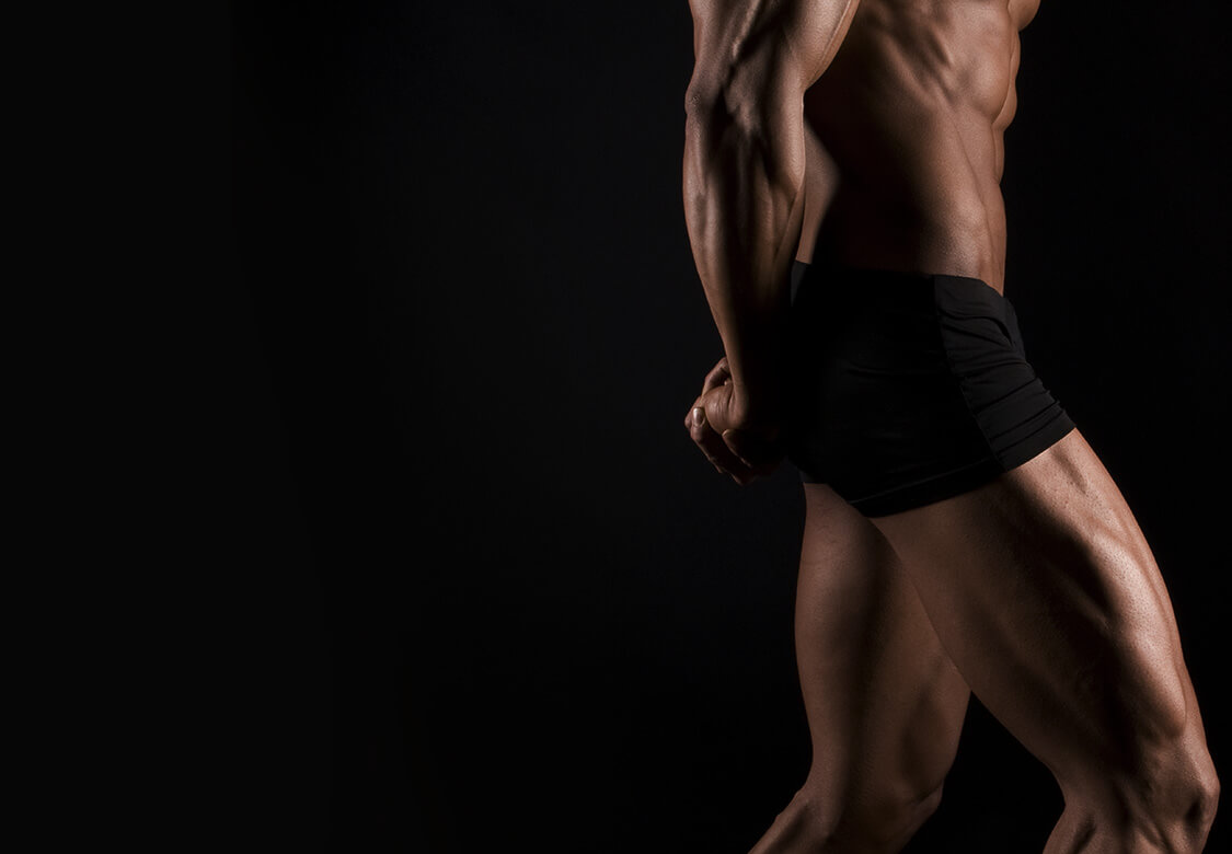 臀線塑造 - 高級