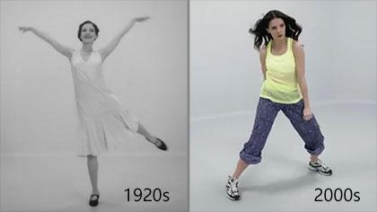 【健身趣事】过去一百年健身潮流是这样演变的