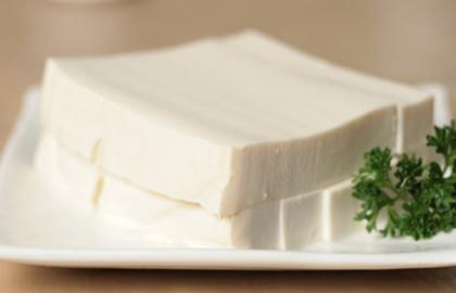 健身饮食:豆腐健身美容最佳食品