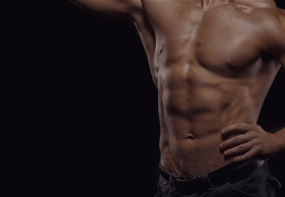 腹肌雕刻 - 高級