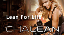 Chalean Extreme Lean For Life阶段