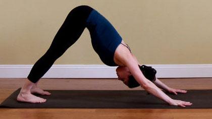 肌肉小腿也能瘦 8个最有效的瑜伽瘦小腿动作