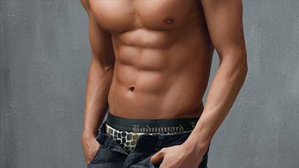 最好的腹肌训练计划 10个动作2周就能见效