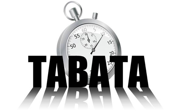 Tabata间歇训练详解 四分钟健身