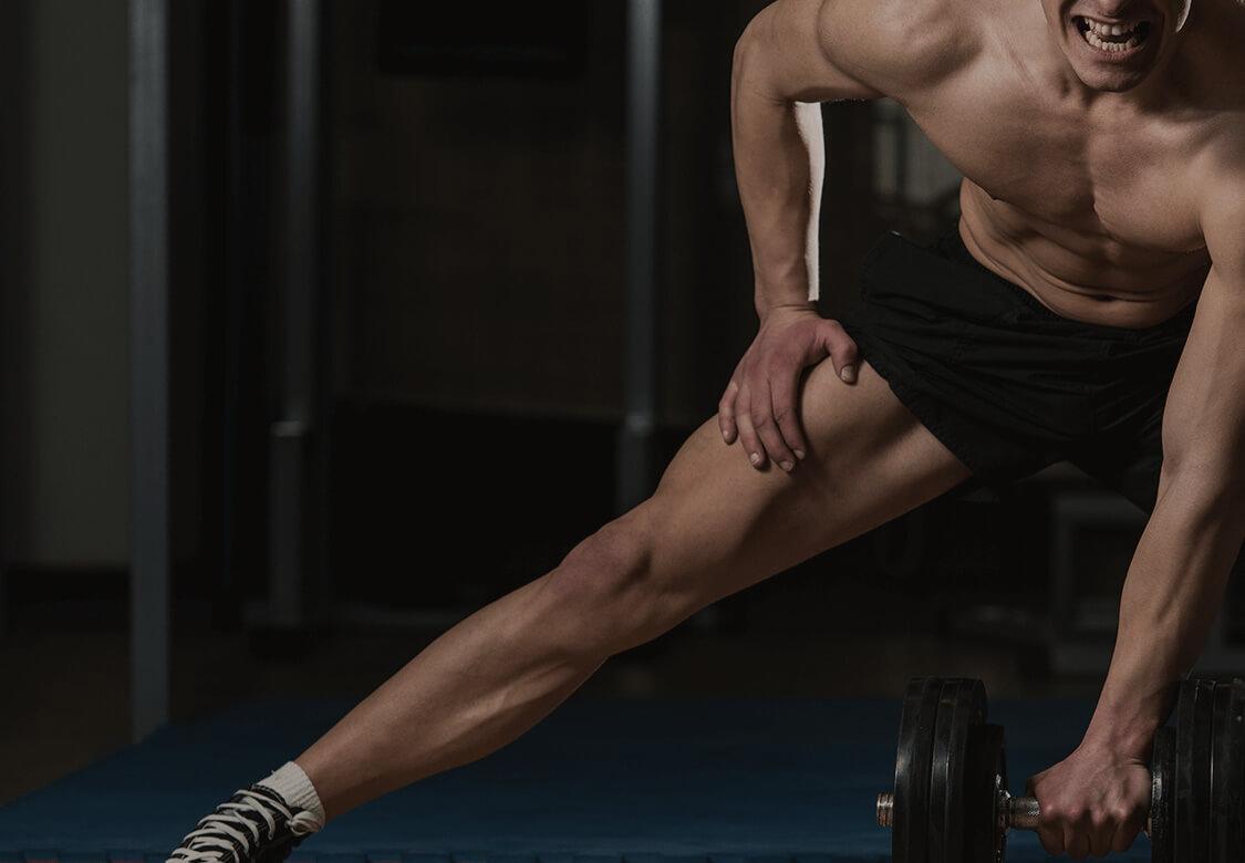 大腿塑形 - 中级