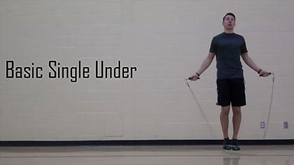 【有氧训练】50个有助健身的跳绳动作