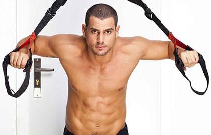TRX超高效15分钟腹肌锻炼 强化肌群