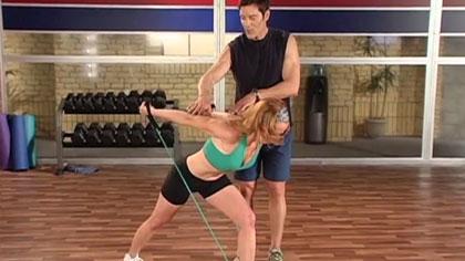 10分鐘健身訓練視頻04:全身鍛煉1
