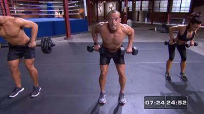 莱美搏击操(06):HIIT 1力量锻炼