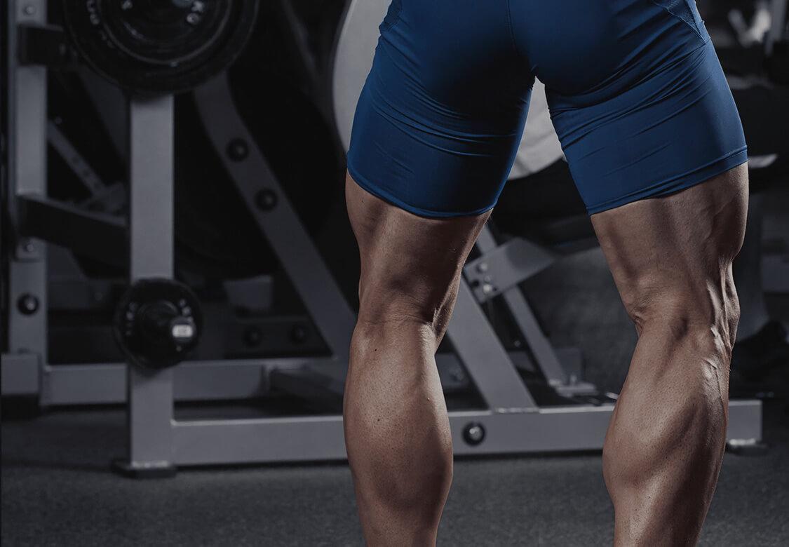 大腿塑形 - 初级