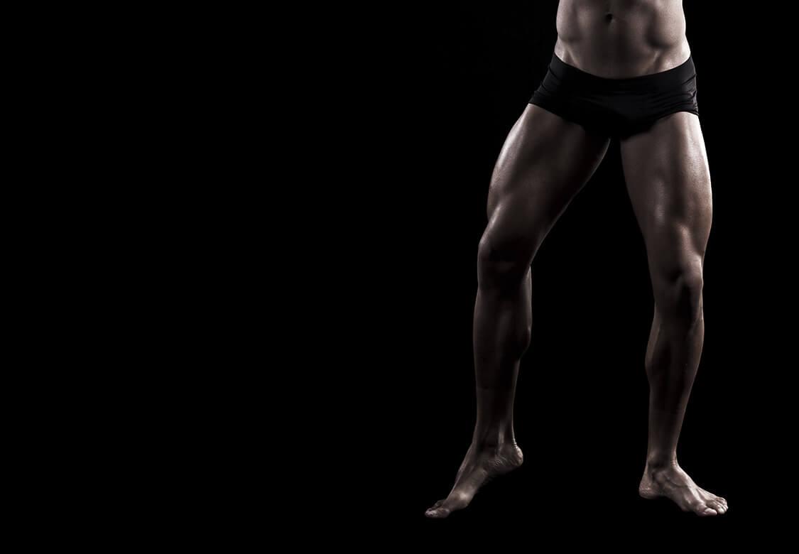 腿部訓練(P4P) - 中級