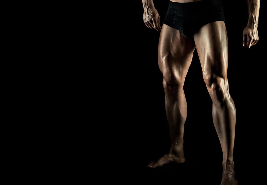 腿部訓練(P4P) - 高級