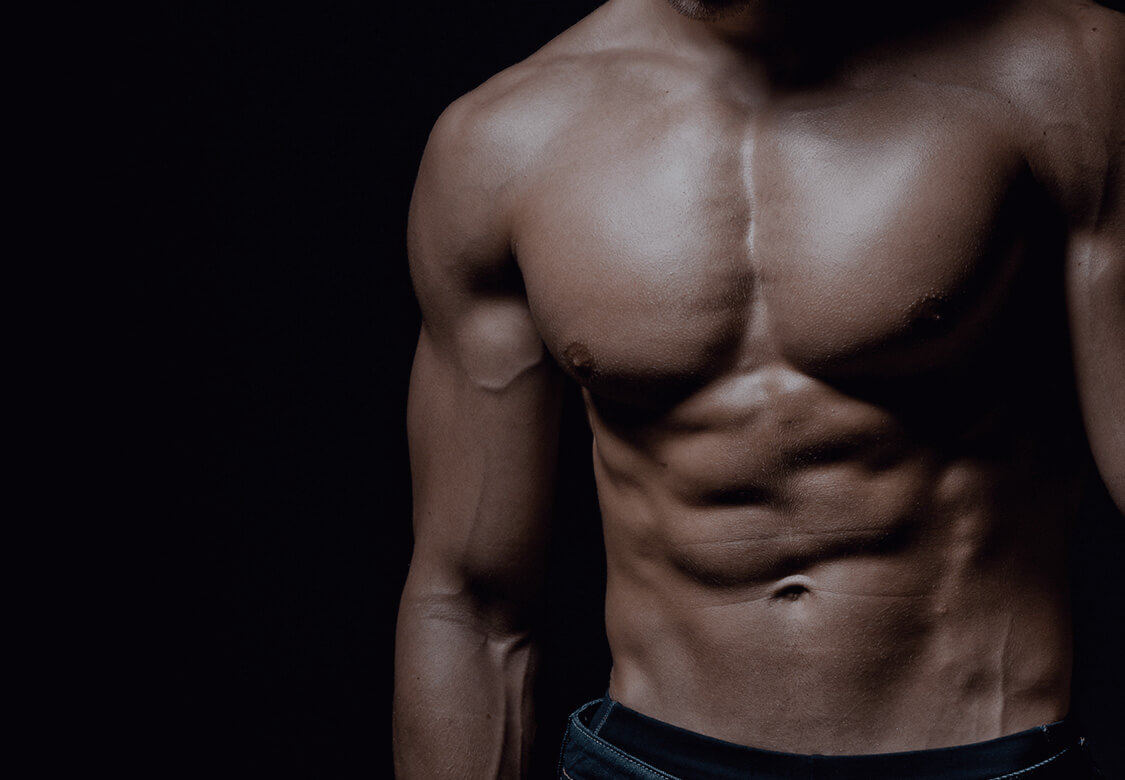 完美胸背打造  - 高級