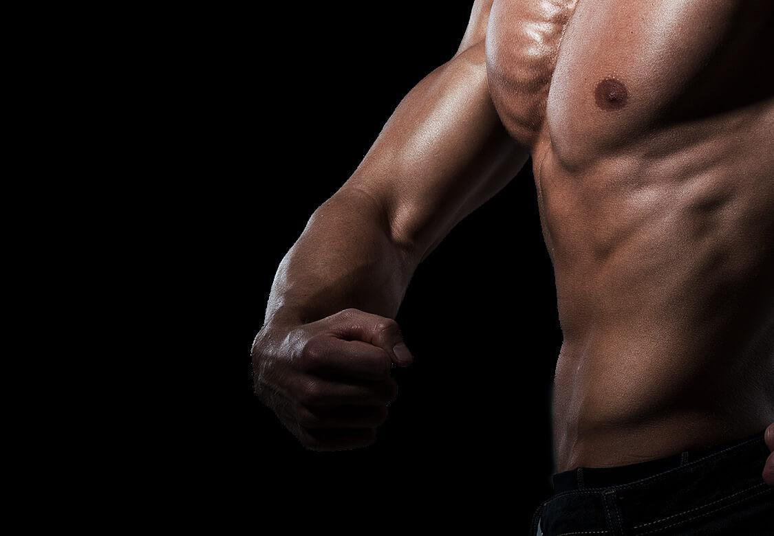 腹肌訓練(P4P)  - 中級