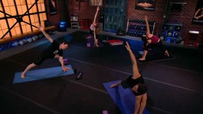 P90X2全套视频课程06:瑜伽
