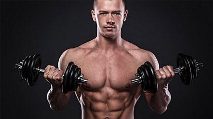 全身肌肉训练 8个动作和一副哑铃就够了