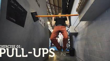 楼下就能完成的虐背训练,迅速提高你的手臂和背部力量