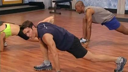 Power 90大师系列课程:臀腿锻炼