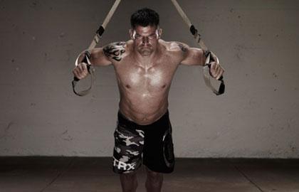 二头肌力量训练 TRX二头肌锻炼方案