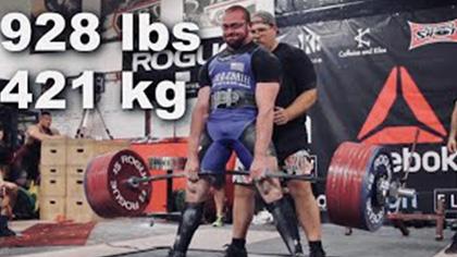 成为健身房中的硬拉王者,达到400kg硬拉必须要练的5个动作