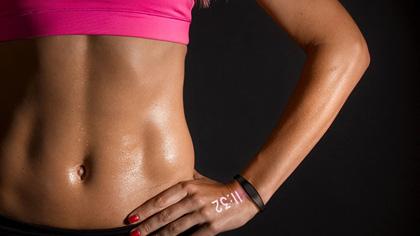 馬甲線打造課程 8個動作30天練出腹肌