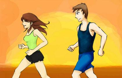 教你如何控制体重 一周减重5斤