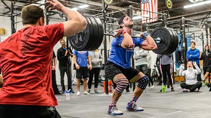CrossFit训练体系讲解 动作要领分析