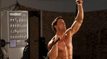健身房肩部肌肉强化训练-新手(3练/周)
